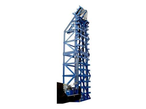 4106-AB Lift & Dump Drum Discharger