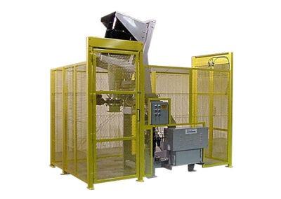 4151-AC Drum Discharger