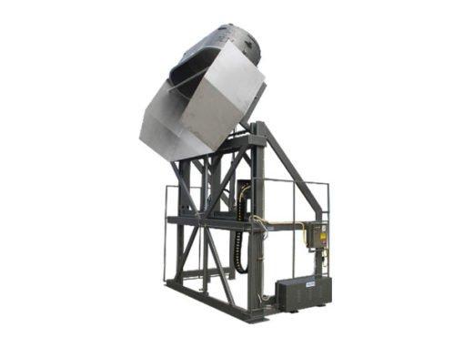 4739-DL Lift & Dump Drum Discharger
