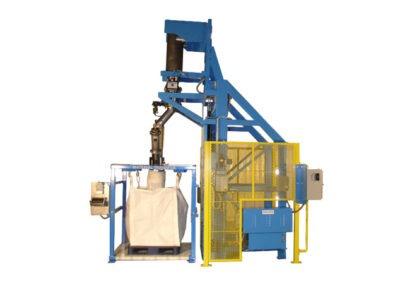 5119-AR Lift & Dump Drum Discharger