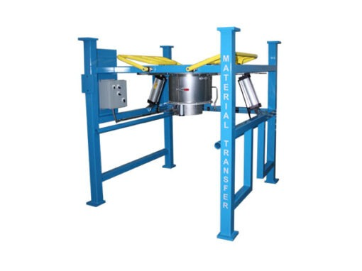 6444-AE Bulk Bag Discharger
