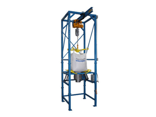 6882-AE Bulk Bag Discharger