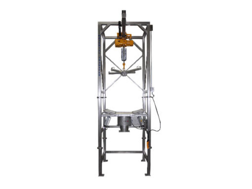 6918-AE Bulk Bag Discharger