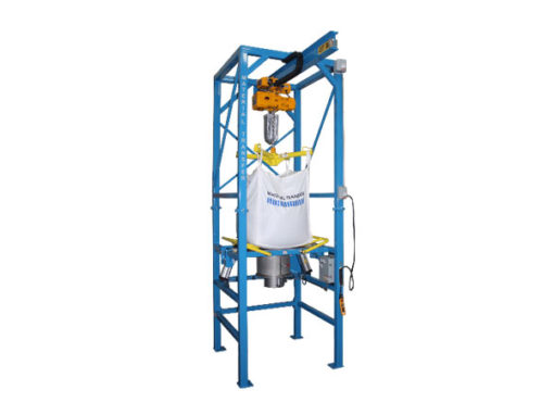 6924-AE Bulk Bag Discharger