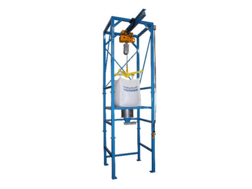 7124-AE Bulk Bag Discharger