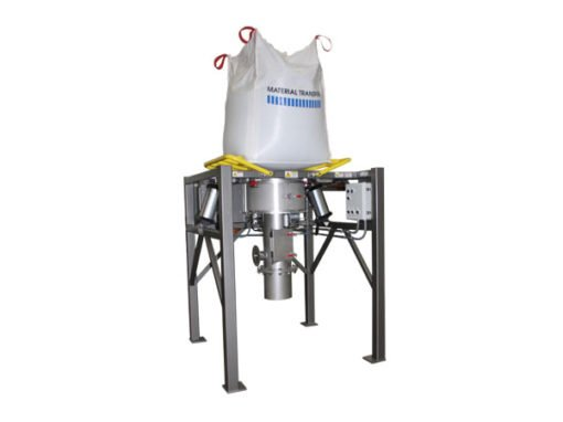 7604-AE Bulk Bag Discharger