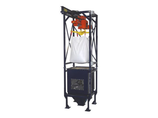 7668-AE Bulk Bag Discharger