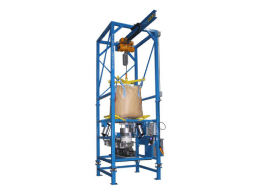 7743-AE Bulk Bag Discharger