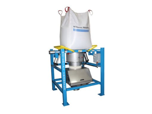 7747-AE Bulk Bag Discharger