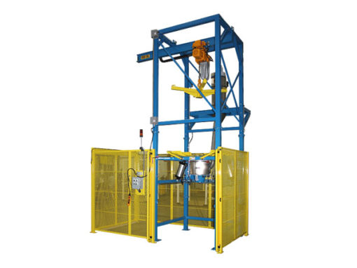 7916-AE Bulk Bag Discharger