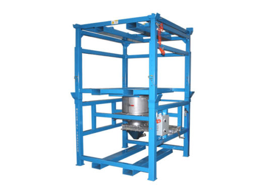 8454-AE Bulk Bag Discharger