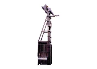 2733-AD Lift & Dump Drum Discharger