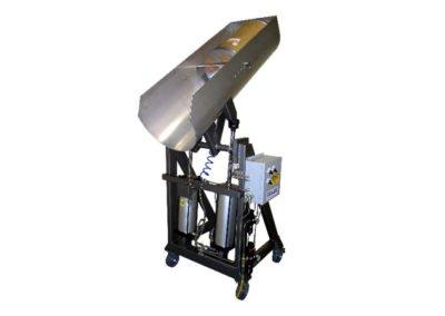 5296-AC Drum Discharger