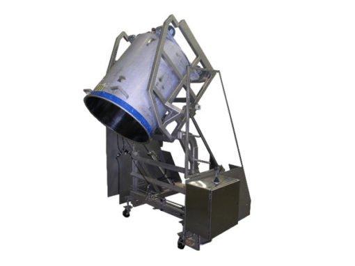 5525-AC Drum Discharger