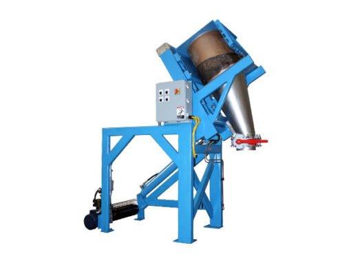 5851-AC Drum Discharger