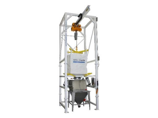 6531-AE Bulk Bag Discharger