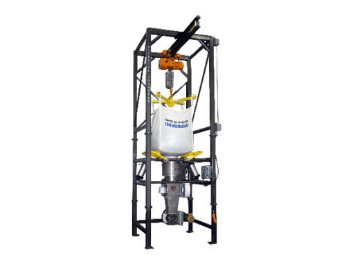 6542-AE Bulk Bag Discharger