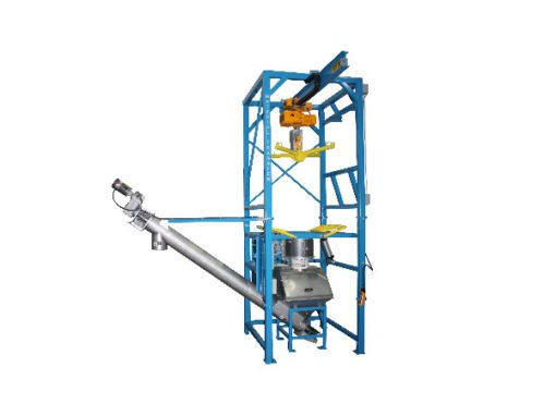 6560-AE Bulk Bag Discharger