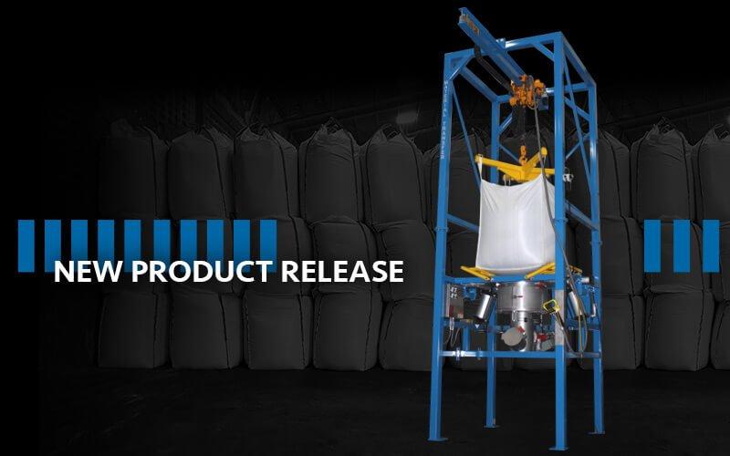 Custom Material Master® Bulk Bag Discharging System