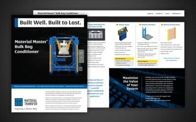 Material Master® Bulk Bag Conditioner Product Brochure