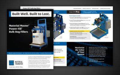 Power-Fill® Bulk Bag Filler Product Brochure
