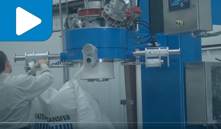 Material Master PowerFill® Bulk Bag Filling System with Check Weigh Scale