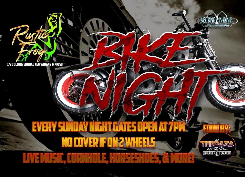 Sunday Bike Night