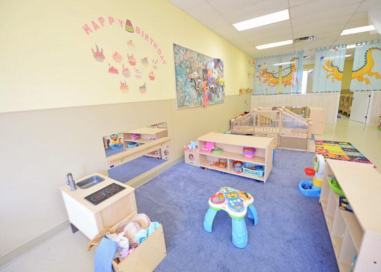 infant room 3