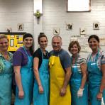 Andre House Volunteering – June