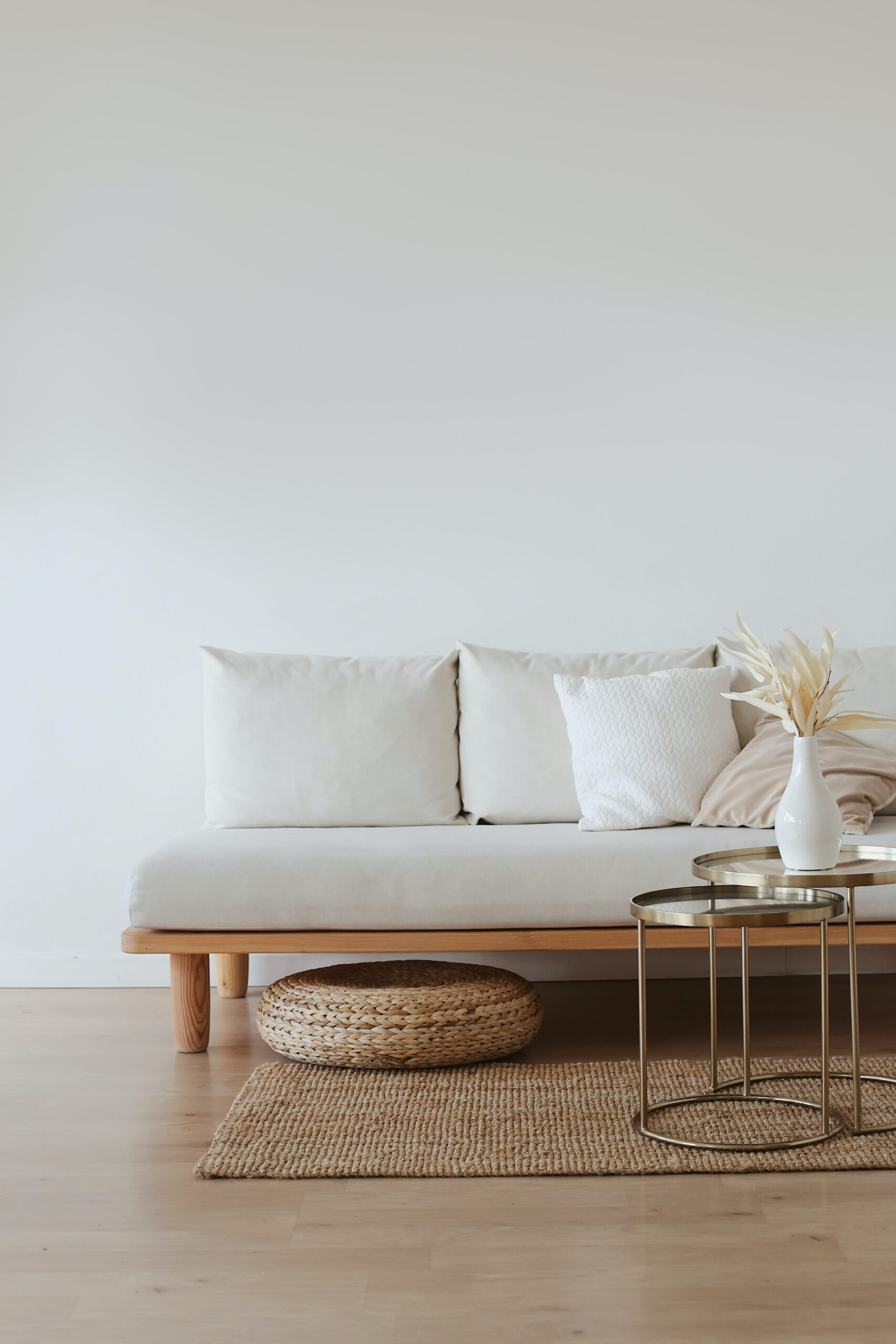 Luxe Minimalism Home Design