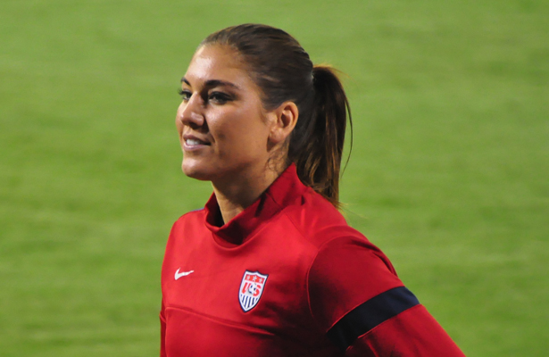 In all likelihood, this is Hope Solo's last Women's World Cup. Photo Courtesy: Love @ll