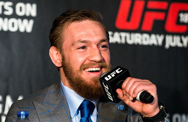 The new face of the UFC Conor McGregor will have to wait to see who he'll face in his first title defense. Photo Courtesy: Andrius Petrucenia