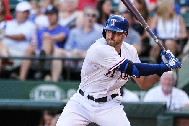 Joey Gallo has started off the season with a pair of jacks and 7 RBIs. Photo Courtesy: Darryl Briggs