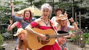 older ladies song