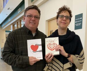 Donating my books to Libraries Nick Olsen Farmingdale Public Library crop