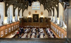 Middle Temple Dining Hall