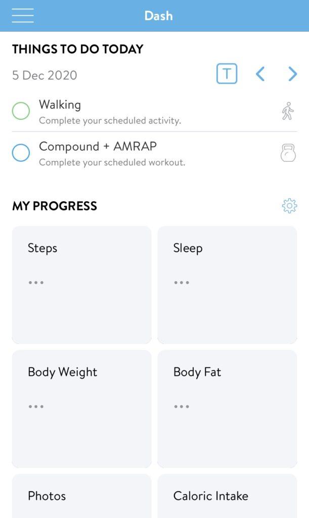 Personalized Fitness App Ottawa