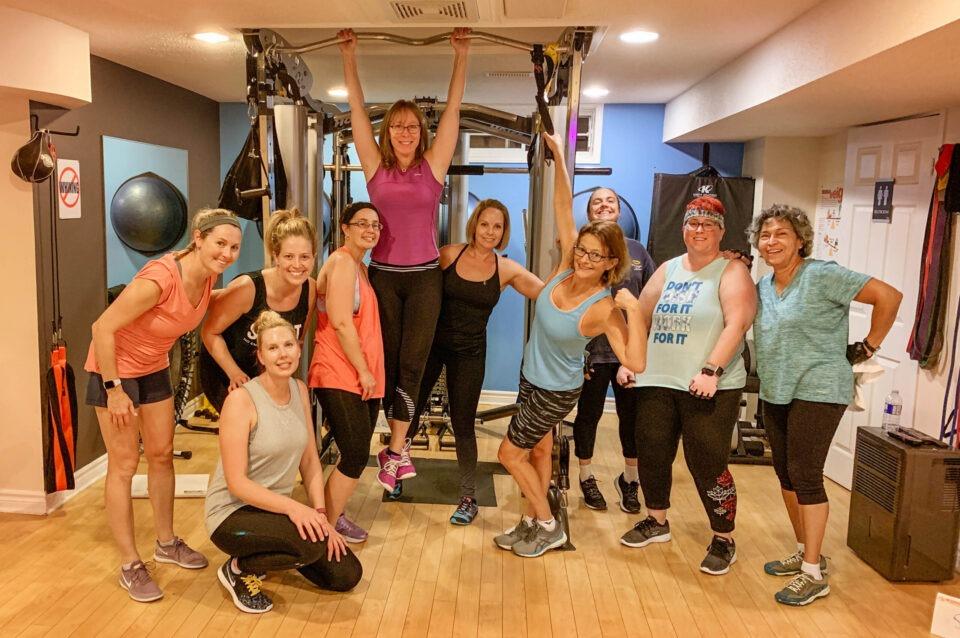 Private Fitness Studio Ottawa