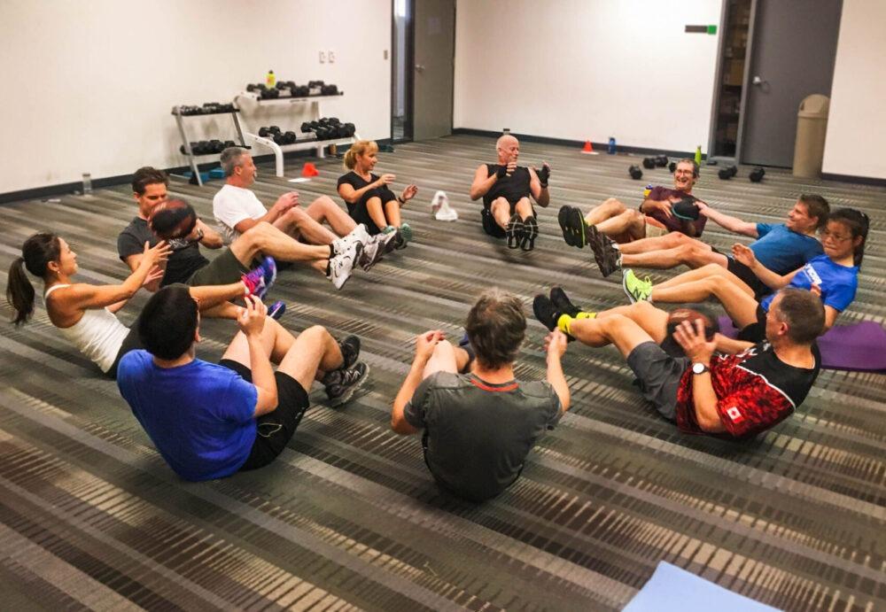 Ottawa Corporate Fitness Program