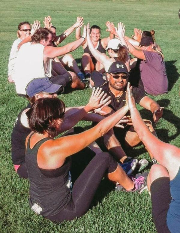 Outdoor fitness programs in Ottawa Canada