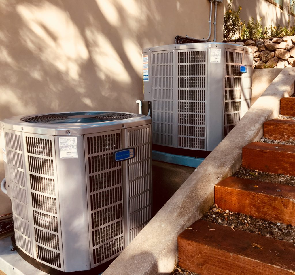 Silver Series air conditioning for Orinda