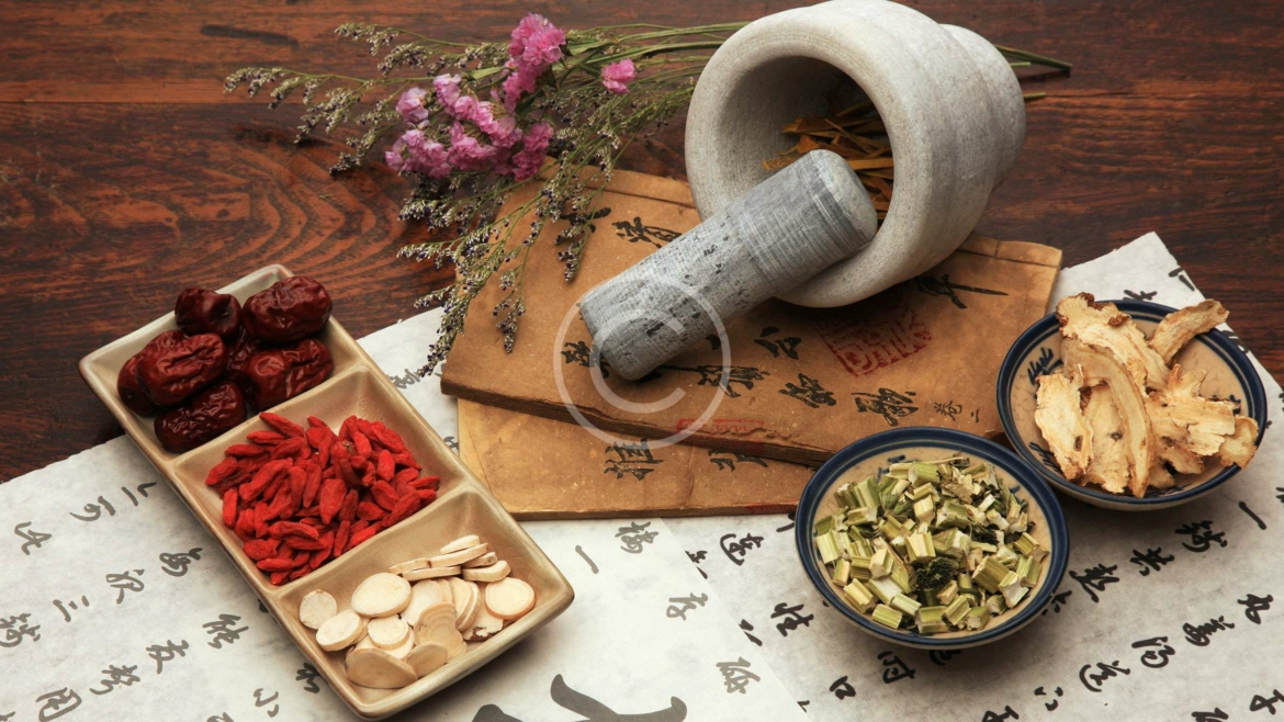 Traditional Chinese Medicine Herbal Therapy