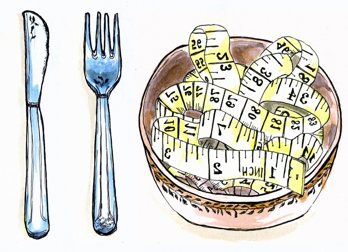 Eating Disorders and the Loss of Control