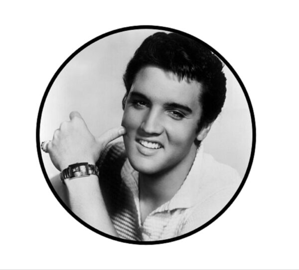 Elvis Presley Stickers Decal laptop car hydroflask aesthetic Funny Window doors waterproof packages anime