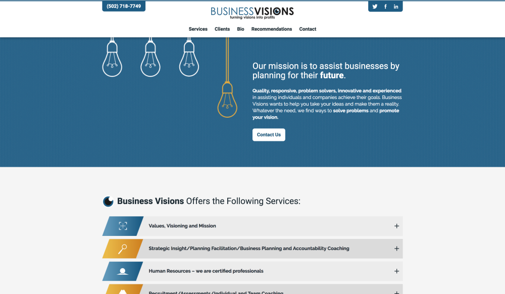 Business Visions