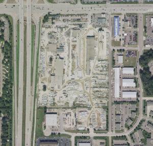 gage land google earth shot