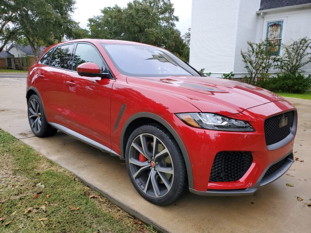 2019 Jaguar F-Pace will leave you STUNNED