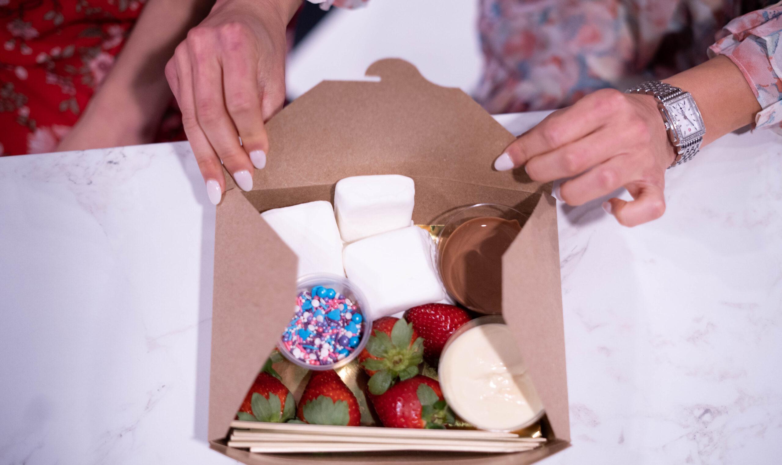 tasty treats cake drip Hyde Park