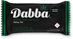 Review: Dabba Mint Chocolate Indica Edibles