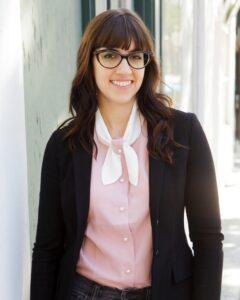 Hannah Davis of Mammoth Distribution